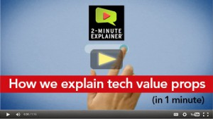 The thinking behind our explainer videos for tech marketing