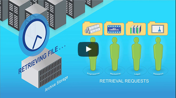 link to explainer video on tiered storage and hybrid cloud migration plan